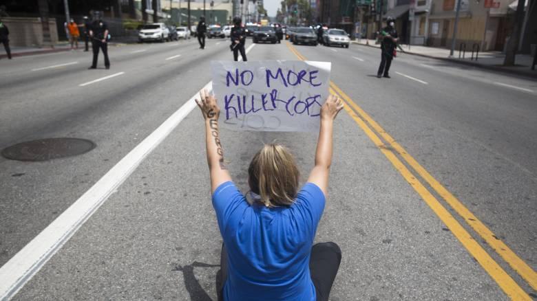 Δολοφονία Τζορτζ Φλόιντ: «Πρωτόγνωρη η κατάσταση» - Τι λέει Έλληνας κάτοικος του Λος Άντζελες