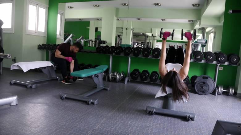 Άρση μέτρων: Πότε ανοίγουν τα γυμναστήρια