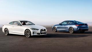 Αυτοκίνητο: H καινούργια BMW 4 Coupe σίγουρα δεν θα περνά απαρατήρητη