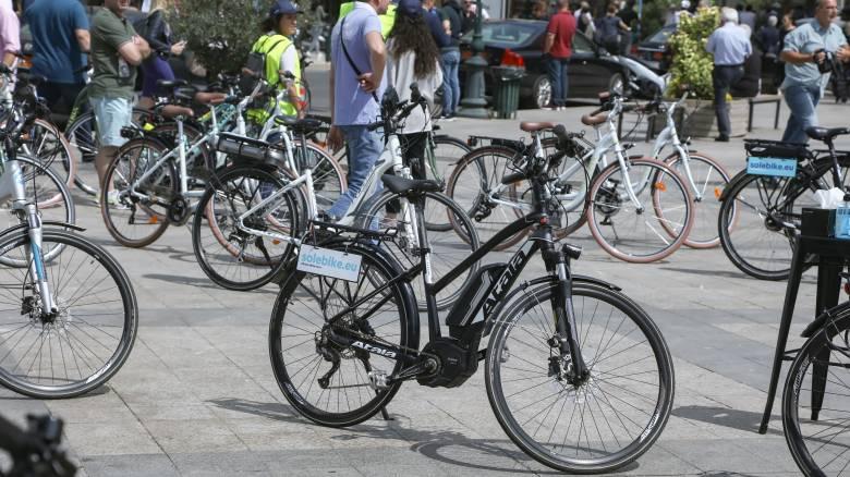 Δύο νέους ποδηλατόδρομους θα αποκτήσει η Αθήνα