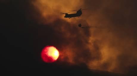 Προειδοποίηση Ε.Ε. για ασυνήθιστα εκτεταμένες πυρκαγιές φέτος το καλοκαίρι