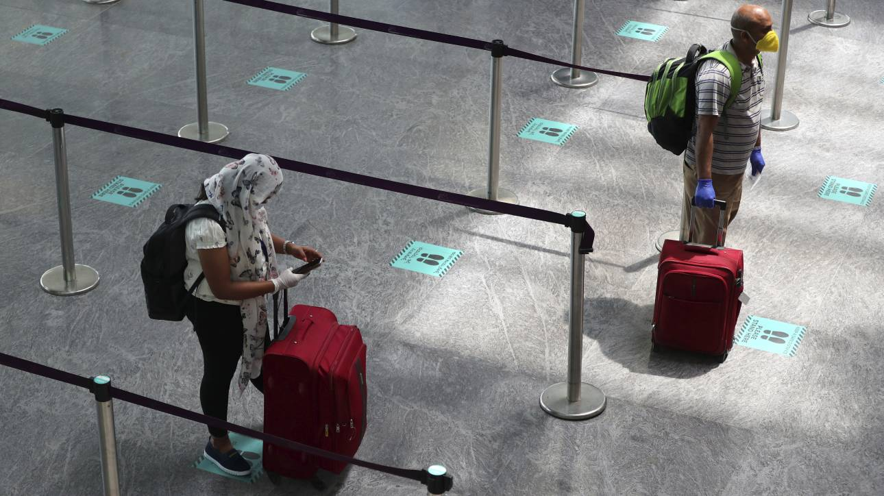 IATA: Αυξήθηκε η επιβατική κίνηση στις αερομεταφορές τον Μάιο