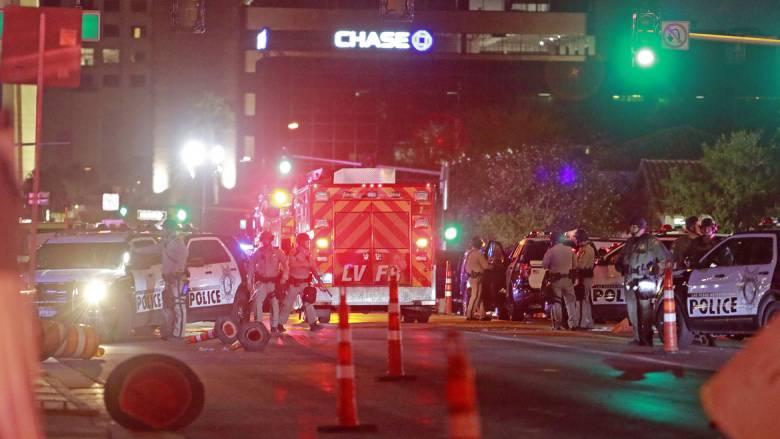 ΗΠΑ: Σε κρίσιμη κατάσταση αστυνομικός που πυροβολήθηκε σε διαδήλωση