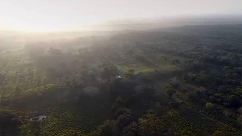 Ανακαλύφθηκε η αρχαιότερη και μεγαλύτερη μνημειακή κατασκευή του πολιτισμού των Μάγια