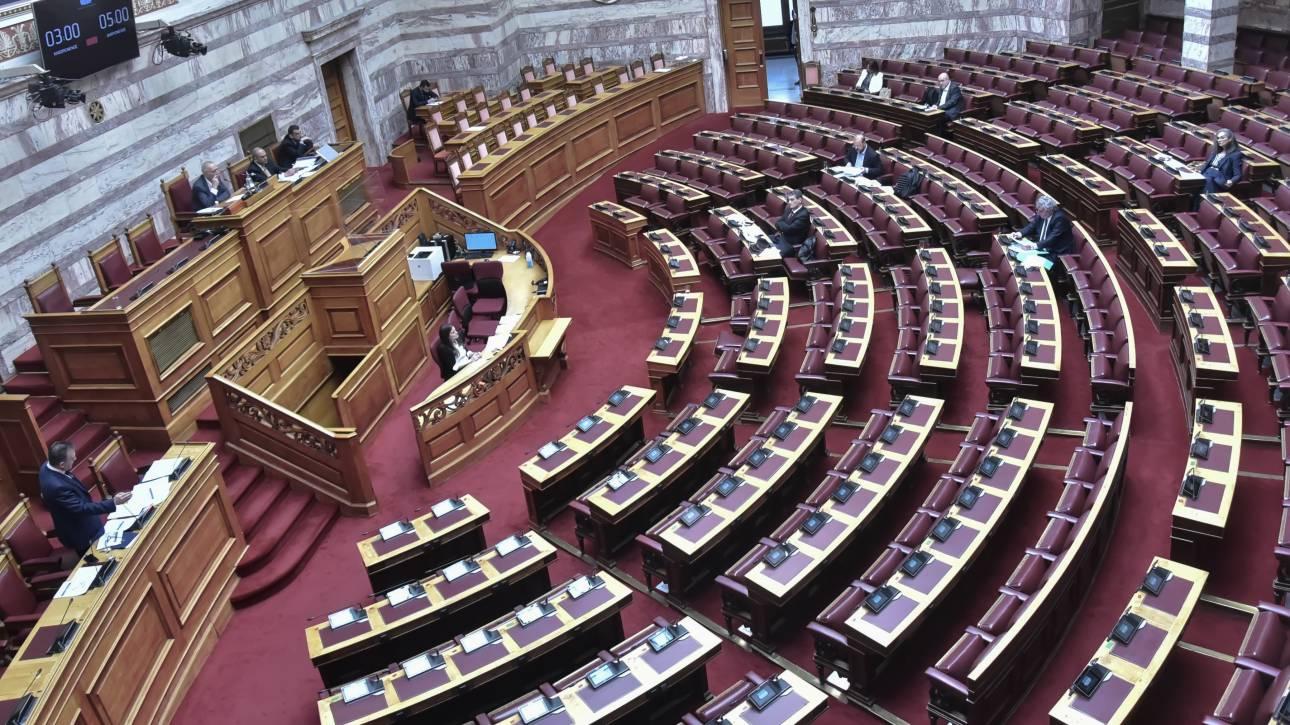 Βουλή: Υπερψηφίστηκε το αγροτικό νομοσχέδιο