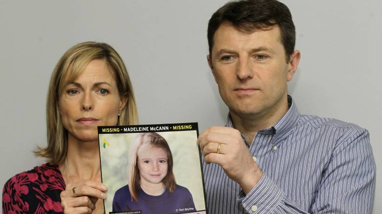 Μαντλίν: Τι λένε οι γονείς της μικρής για τον νέο ύποπτο στην υπόθεση εξαφάνισης