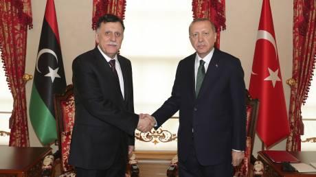 Τα κοιτάσματα νότια της Κρήτης στην ατζέντα της συνάντησης Ερντογάν-Σάρατζ