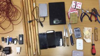 «Έφοδος» σε κελιά στις φυλακές Κορυδαλλού: Τι βρήκαν οι Αρχές