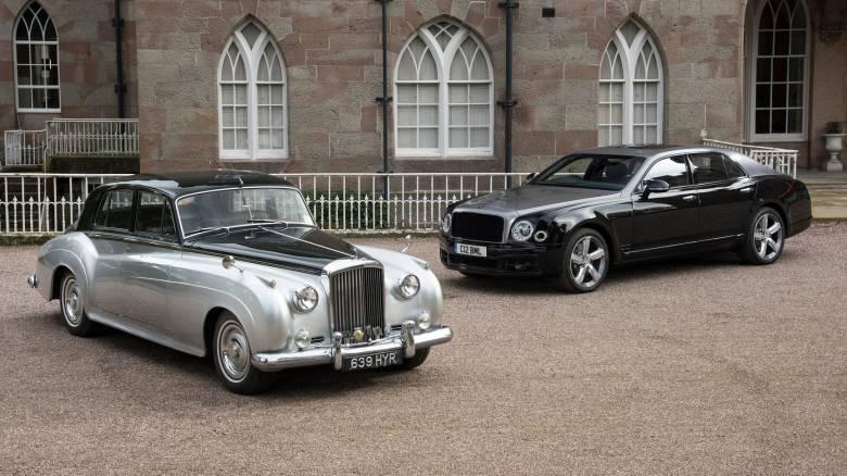 Αυτοκίνητο: Μετά από πόσα χρόνια λέτε πως καταργείται ο θρυλικός V8 της Bentley;