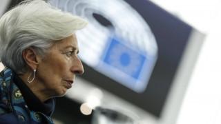 Λαγκάρντ: Στο βασικό σενάριο το ΑΕΠ της ευρωζώνης θα συρρικνωθεί κατά 8,7% το 2020