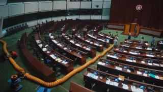 Χονγκ Κονγκ: Υπερψηφίστηκε η ποινικοποίηση της προσβολής του εθνικού ύμνου της Κίνας