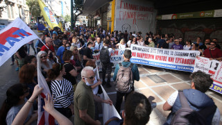 Εισβολή στο υπουργείο Τουρισμού από εργαζομένους στον επισιτισμό