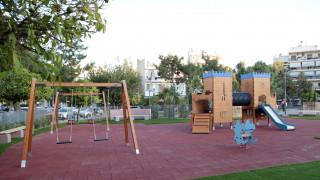 Δήμος Αθηναίων: Επαναλειτουργούν από την Παρασκευή όλες οι παιδικές χαρές