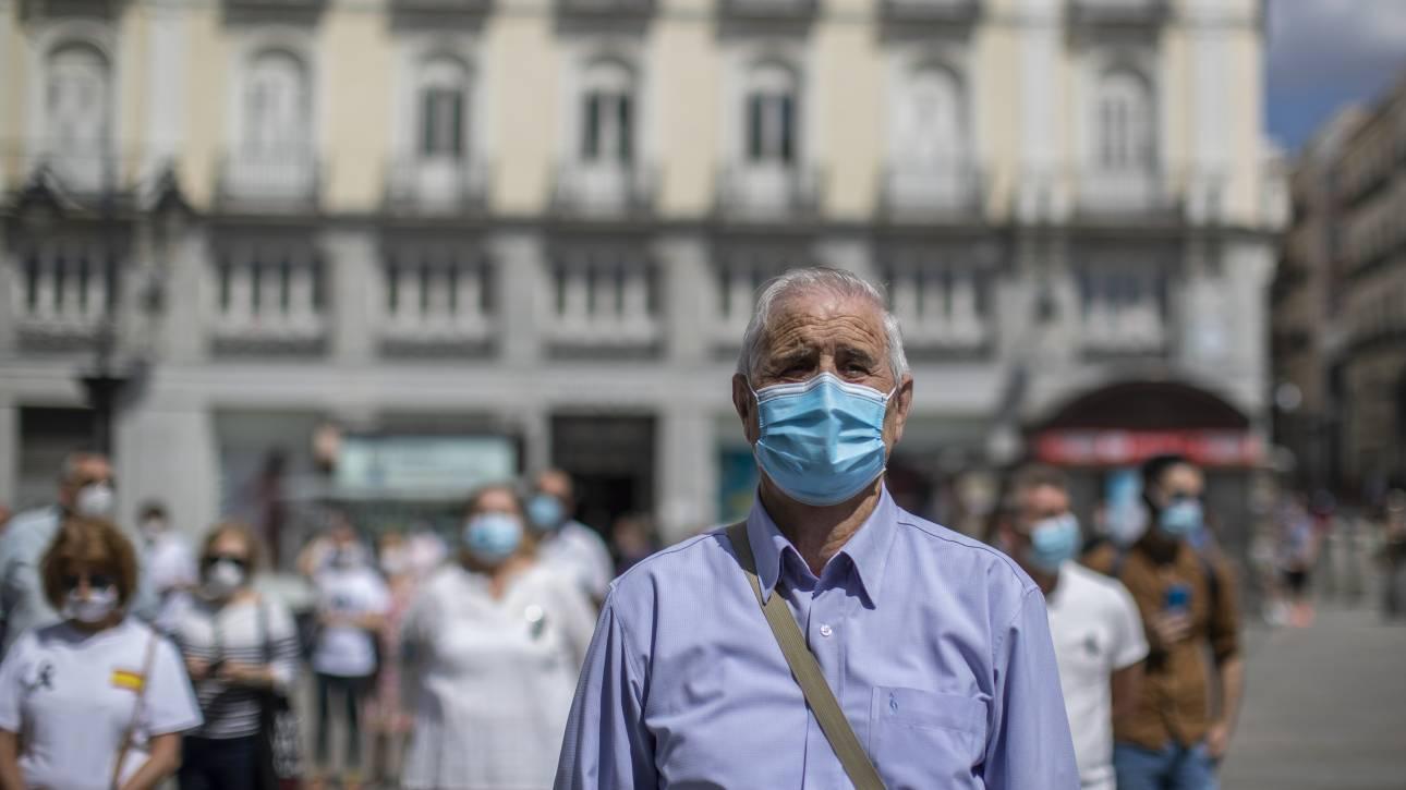 Κορωνοϊός – Ισπανία: Αύξηση των θανάτων και των κρουσμάτων