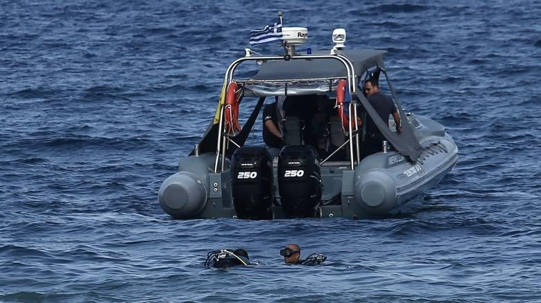 Χαλκιδική: Συνεχίζονται οι έρευνες για τον εντοπισμό 63χρονου ψαρά