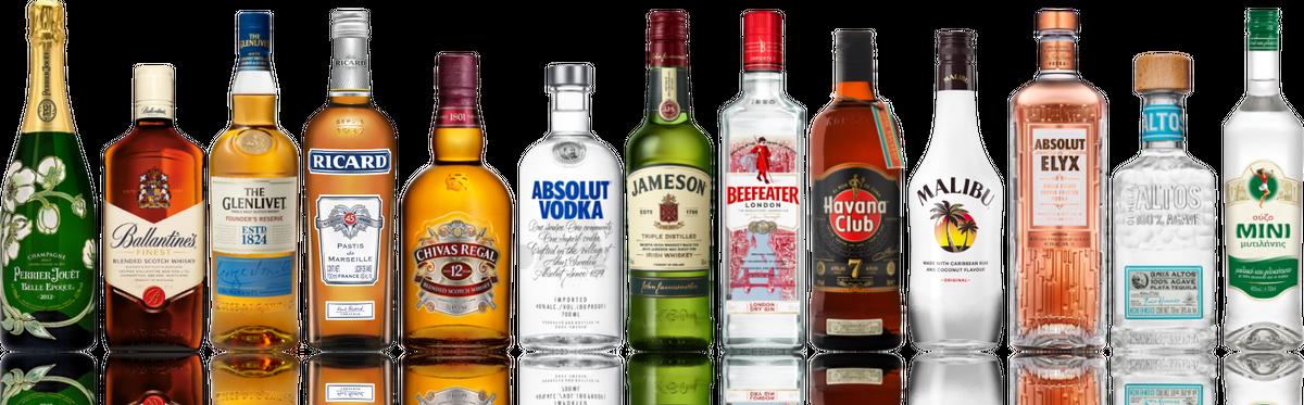 Pernod Ricard Hellas Brands