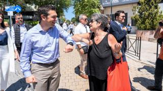 Τσίπρας: Η Ελλάδα συνάντησε την ύφεση πριν τον κορωνοϊό