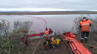 Ρωσία: Συναγερμός στην πόλη Νορίλσκ της Αρκτικής μετά την διαρροή πετρελαίου σε ποταμό