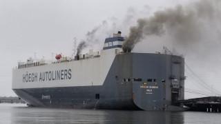Φλόριντα: Φωτιά σε φορτηγό πλοίο στο λιμάνι του Τζάκσονβιλ