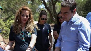 Τσίπρας: Στο όνομα της ύφεσης να μην βλάψουμε το περιβάλλον