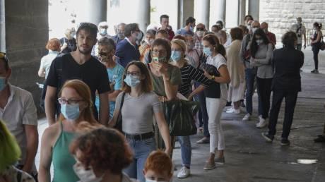 Κορωνοϊος - Ιταλία: Μεγάλη αύξηση των νέων κρουσμάτων