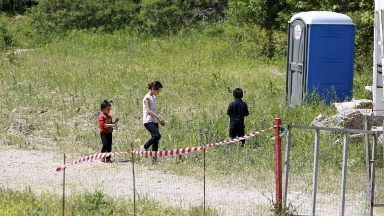 Κορωνοϊός: Περιορισμός κυκλοφορίας στη δομή προσφύγων Πολυκάστρου - Παράταση μέτρων σε ΚΥΤ