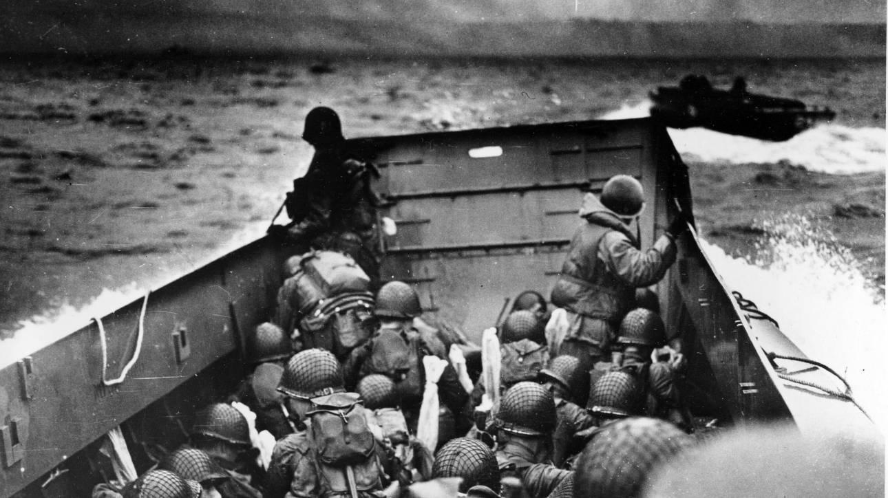 Σαν σήμερα: Η 6η Ιουνίου στην ιστορία - Η απόβαση στη Νορμανδία