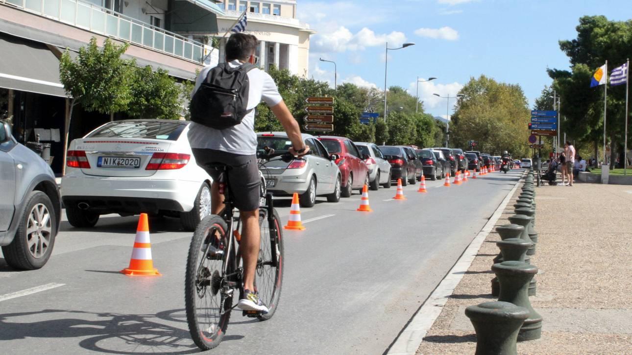 Δύο νέοι μεγάλοι ποδηλατόδρομοι στην Αθήνα – Σε ποια σημεία θα κατασκευαστούν