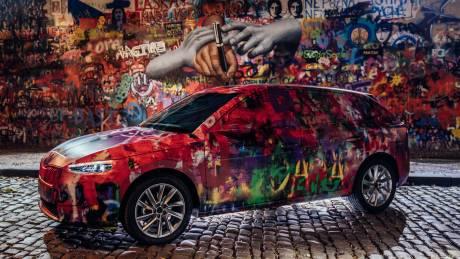 Το καμουφλάζ των πρωτοτύπων των δοκιμών εξέλιξης των καινούργιων αυτοκινήτων είναι ολόκληρη τέχνη