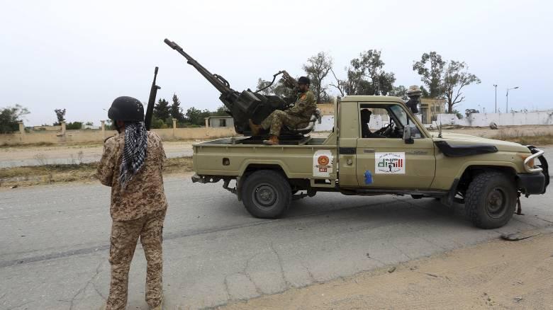 Ο Αλ Σίσι ανακοίνωσε σχέδιο εκεχειρίας για τη Λιβύη