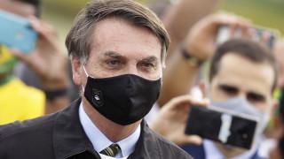 Βραζιλία: Η κυβέρνηση «κατέβασε» τη σελίδα για την εξέλιξη της πανδημίας
