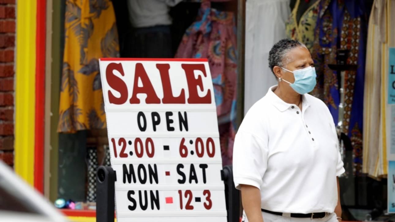 Κορωνοϊός – ΗΠΑ: Πλησιάζουν τις 110.00 οι νεκροί