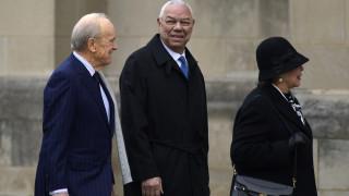 ΗΠΑ: Ο Κόλιν Πάουελ ανακοίνωσε την υποστήριξή του προς τον Τζο Μπάιντεν