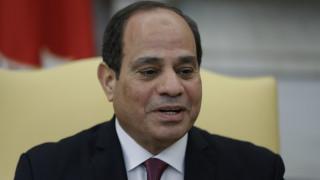 Τηλεφωνική επικοινωνία Αλ Σίσι - Κόντε για τη λιβυκή κρίση