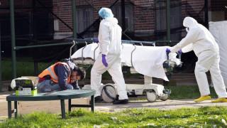 Κορωνοϊός: Σχεδόν 700 νεκροί σε 24 ώρες στις ΗΠΑ