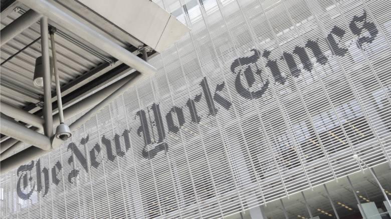 ΗΠΑ: Αρχισυντάκτης των NYT παραιτήθηκε λόγω άρθρου ρεπουμπλικανού γερουσιαστή