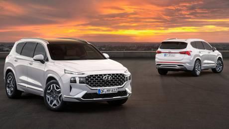 Το νέο, μεγάλο SUV της Hyundai, το Santa Fe, είναι εντυπωσιακό και θα έρθει και στην Ελλάδα