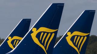 Κορωνοϊός: Η Ryanair θα πραγματοποιεί κανονικά όλες τις πτήσεις από και προς το Ηνωμένο Βασίλειο