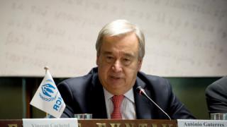 Γενικός Γραμματέας ΟΗΕ: Στη φετινή Ημέρα Ωκεανών εστιάζουμε στην καινοτομία