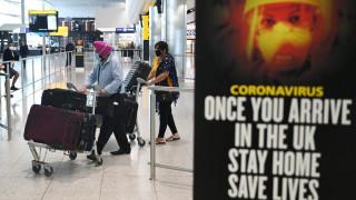 Κορωνοϊός - Βρετανία: «Θύελλα» αντιδράσεων για την υποχρεωτική καραντίνα στους ταξιδιώτες