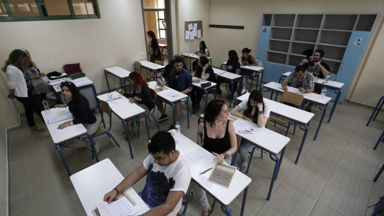 Πανελλήνιες εξετάσεις 2020: Χρήσιμες συμβουλές για τους υποψηφίους
