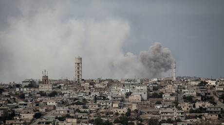 Σφοδρές συγκρούσεις στη βορειοδυτική Συρία – Περισσότεροι από 40 νεκροί