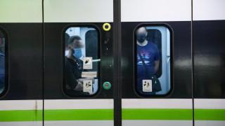 Πιο συχνά τα δρομολόγια του μετρό από την Τρίτη