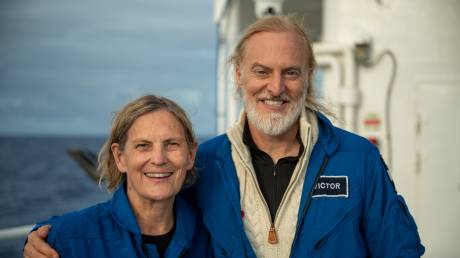 Κάθι Σάλιβαν: Από τον διαστημικό περίπατο το 1984 στο βαθύτερο σημείο των ωκεανών σήμερα