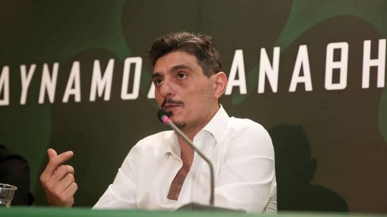 Ο Δημήτρης Γιαννακόπουλος ανοίγει τα χαρτιά του για τον Παναθηναϊκό