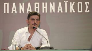 Η συνέντευξη Τύπου του Δημήτρη Γιαννακόπουλου