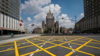 Κορωνοϊός: Ξεκίνησε η άρση του lockdown στη Μόσχα - Πάνω από 6.000 θάνατοι