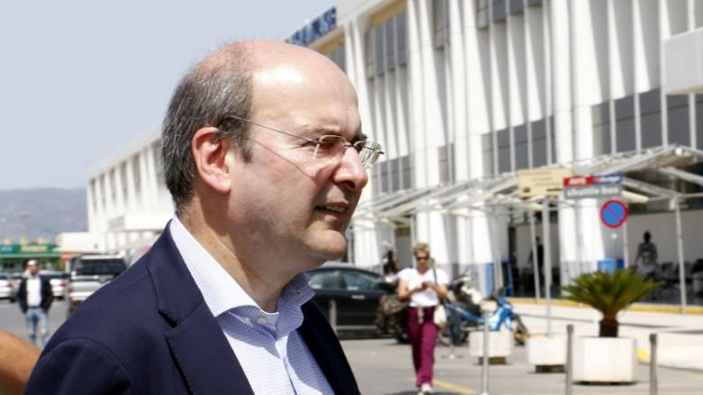 Χατζηδάκης από Κρήτη: Νέα σελίδα βιώσιμης ανάπτυξης - Τι είπε για τις τουρκικές έρευνες