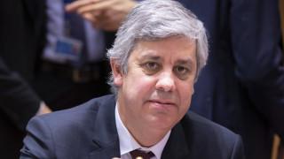 Παραιτείται ο Μάριο Σεντένο από υπουργός Οικονομικών της Πορτογαλίας