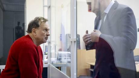 Ρωσία: Στο εδώλιο ο ιστορικός που σκότωσε και διαμέλισε τη σύντροφό του - Τι ισχυρίζεται